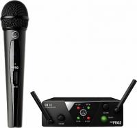 Вокальная радиосистема с ручным передатчиком AKG WMS40mini vocal set BD ISM2