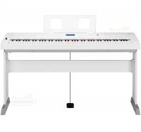 Синтезатор (Цифровое пианино) Yamaha DGX 660WH