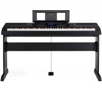 Синтезатор (Цифровое пианино) Yamaha DGX 660BK