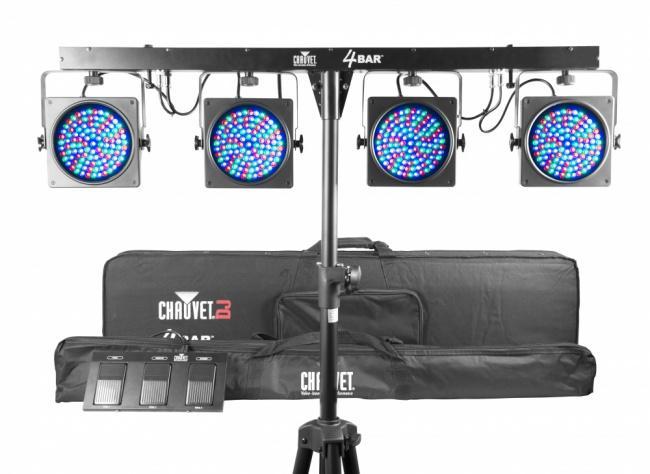 Классическое световое оборудование Chauvet 4 Bar
