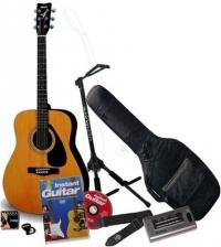 Гитара акустическая Yamaha FX-310p с комплектом.