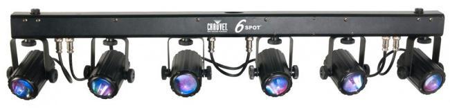 Классическое световое оборудование Chauvet 6 Spot