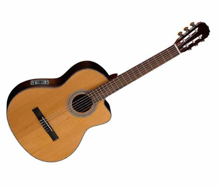 Гитара электроакустическая Cort ACC15F NAT