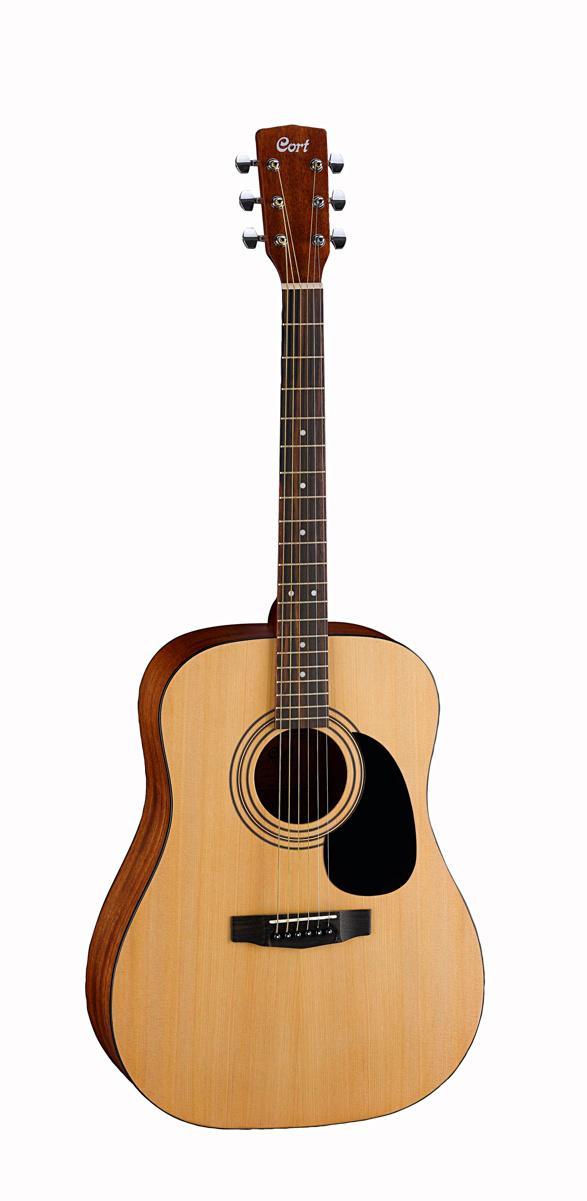Гитара акустическая Cort AD810 W/BAG NS