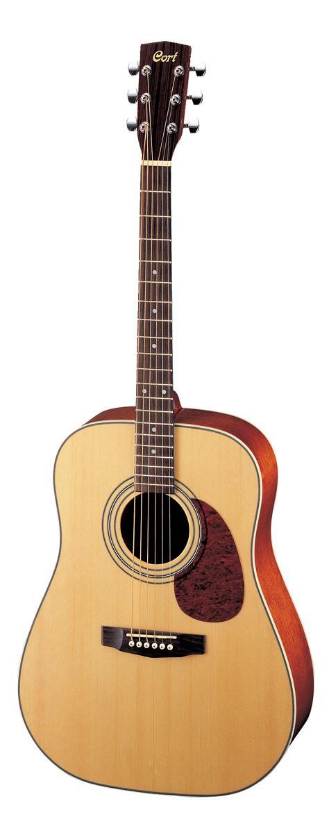 Гитара акустическая Cort AD870 BK/NAT/SB/BLB