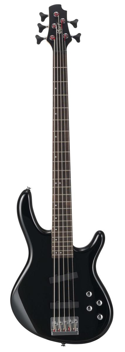 Бас-гитара Cort Action V-A BK