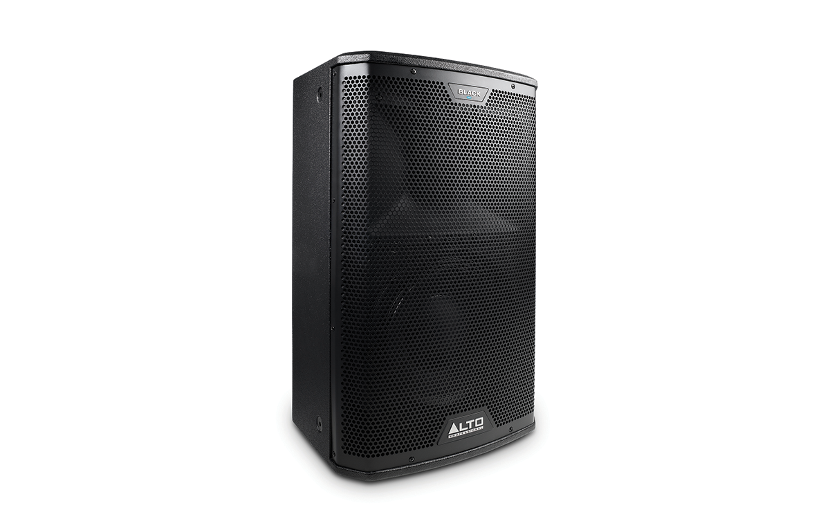 Профессиональная акустическая система Alto Black 10