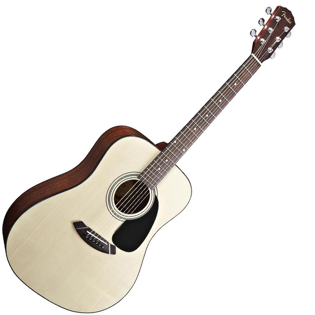Гитара акустическая Fender CD-60 Dreadnought (Natural)