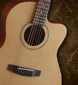 Гитара акустическая Cort Jade 1