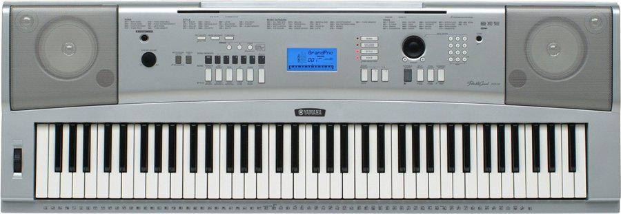 Синтезатор Yamaha DGX-230 Adapter Plus