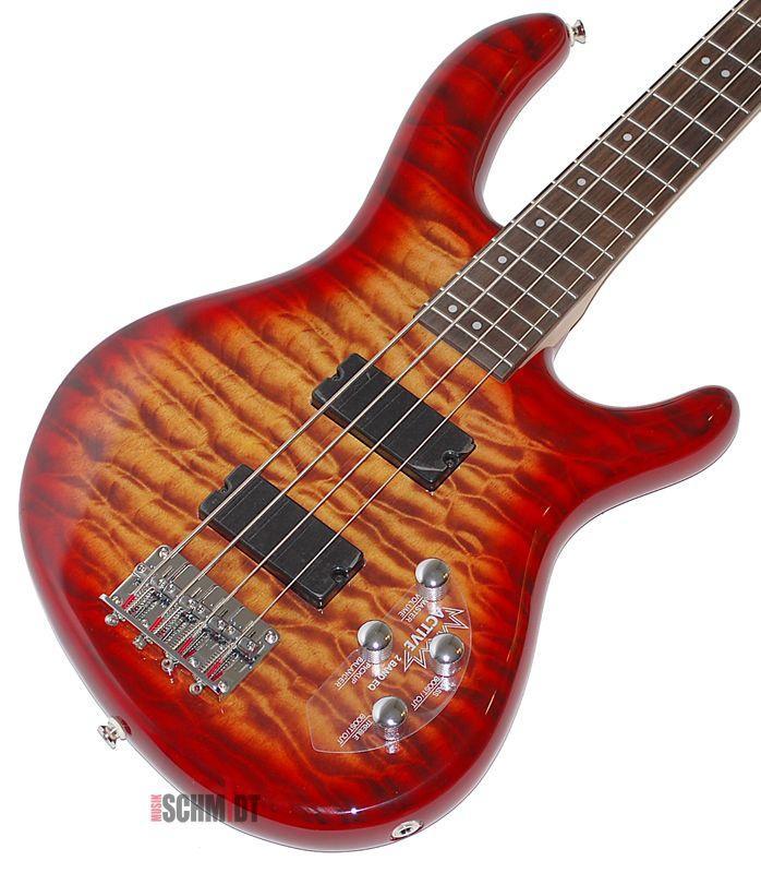 Бас-гитара Cort Action DLX CRS