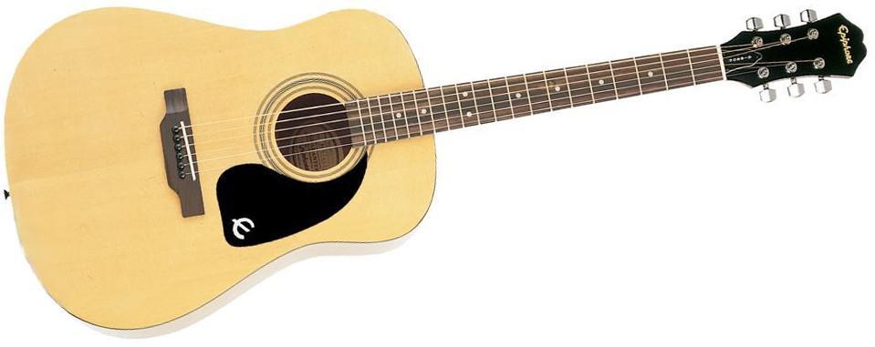 Гитара акустическая Epiphone DR-100 NAT CH