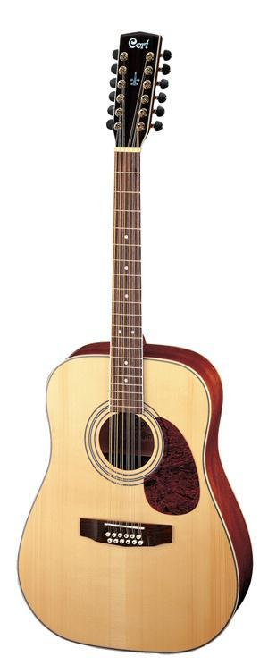 Гитара акустическая Cort EARTH 200-12 NAT