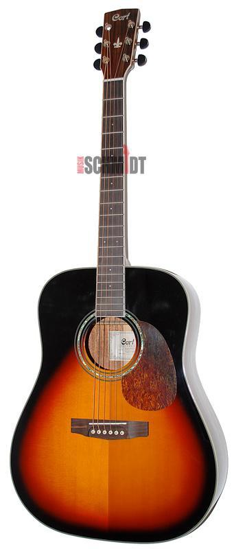 Гитара акустическая Cort EARTH 200 3TS/NAT