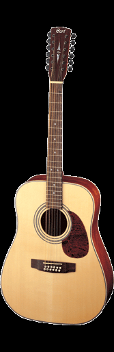Гитара акустическая Cort EARTH 70-12E