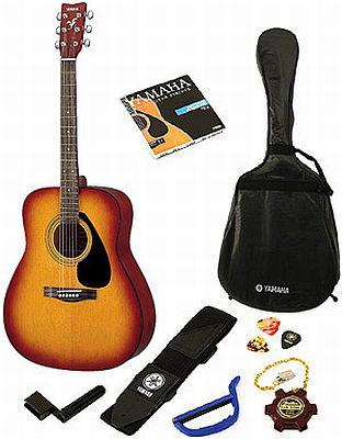Гитара акустическая Yamaha F310P TBS с комплектом