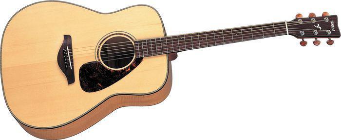 Гитара акустическая Yamaha FG-750S