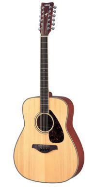 Гитара акустическая Yamaha FG720S-12