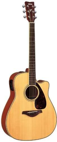 Гитара акустическая Yamaha FGX720SC
