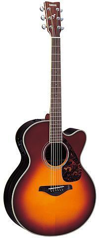 Гитара акустическая Yamaha FGX730SC