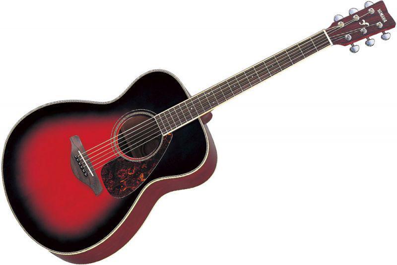 Гитара акустическая Yamaha FS-720S Фолк гитара с уменьшенной декой.