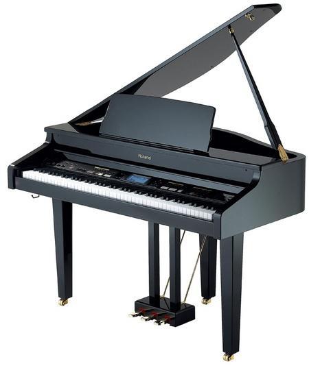 Цифровой мини-рояль Roland KR-111
