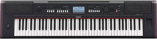 Цифровое пианино Yamaha NP-V80 Piaggero (фортепиано цифровое)