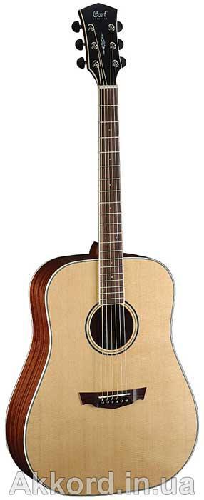Гитара акустическая Cort PW 310M w/bag NS