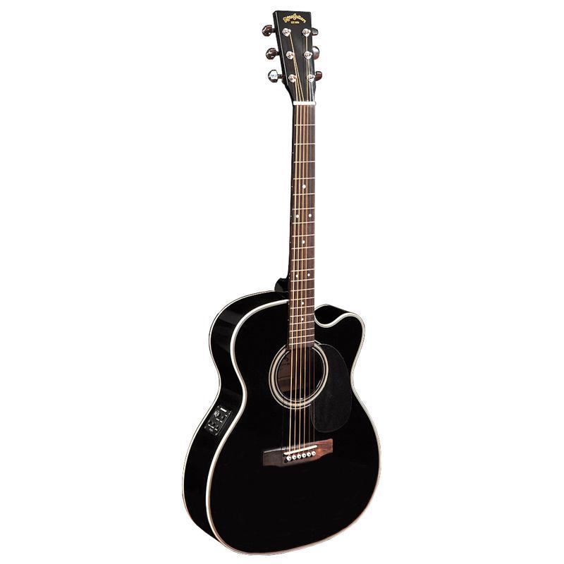 Гитара электроакустическая Sigma 000MC-1STE-BK