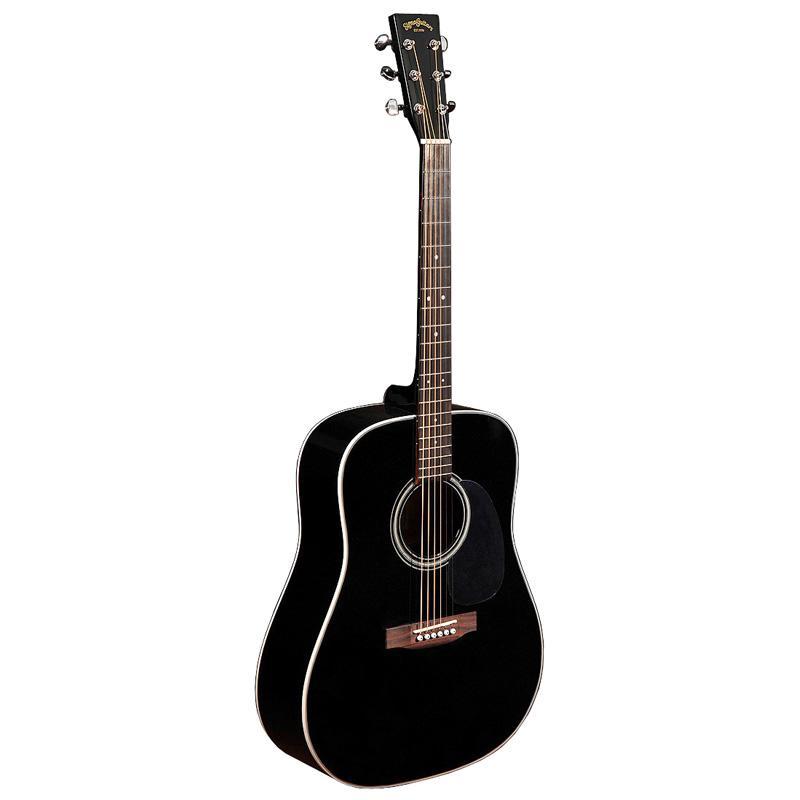 Гитара акустическая Sigma DM-1ST-BK