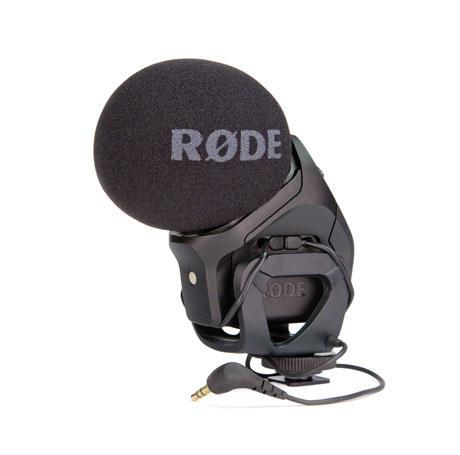 Компактный накамерный микрофон-пушка Rode Stereo VideoMic