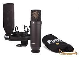 Студийный микрофон Rode NT1