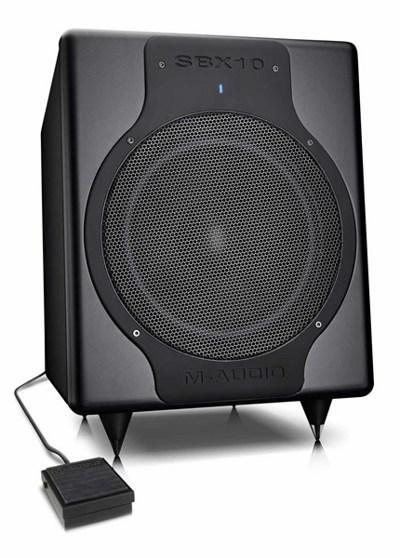 Активный студийный сабвуфер M-Audio Studiophile SBX10