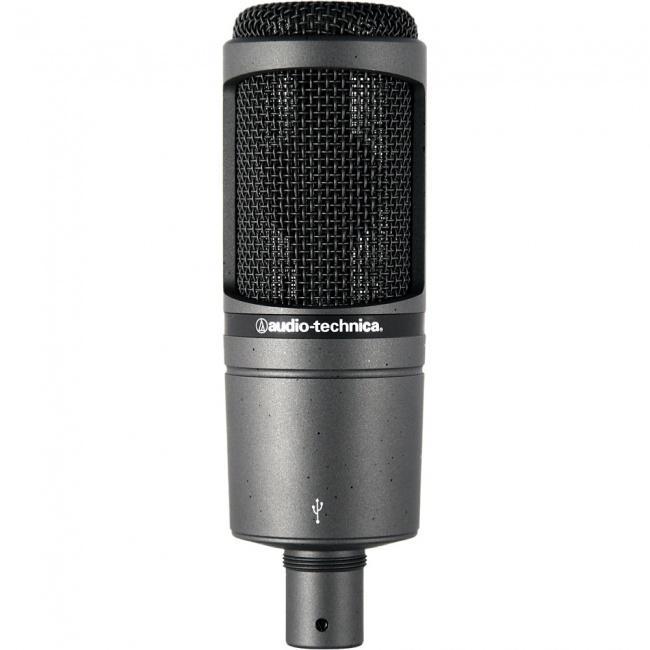 Микрофон Audio-Technika AT2020USB