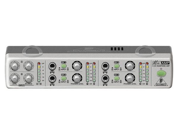 Behringer AMP 800 MICROAMP - Усилитель для стереонаушников