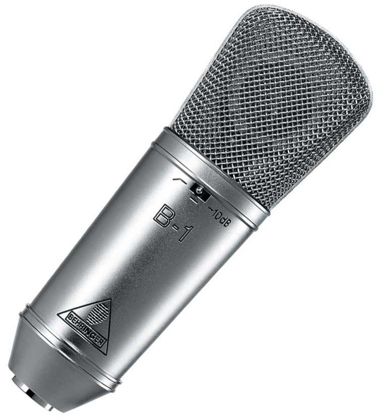 Behringer B-1. Студийный конденсаторный микрофон