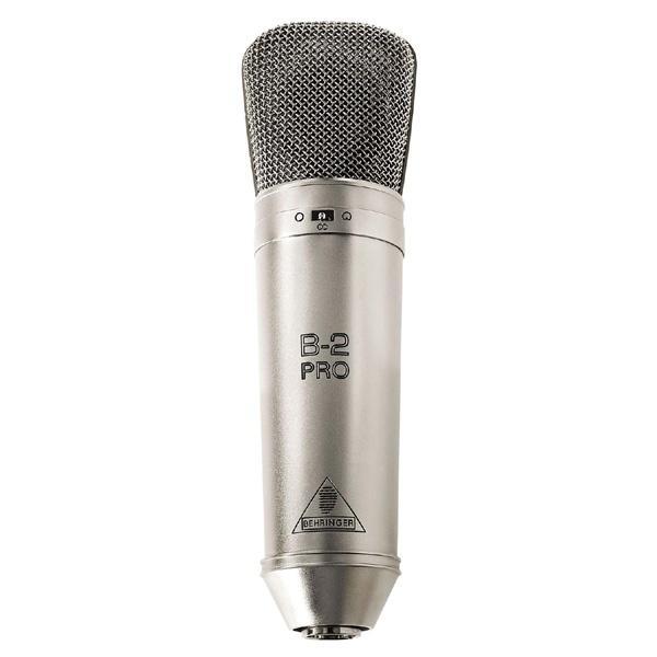 Behringer B-2 PRO - Профессиональный студийный конденсаторный микрофон