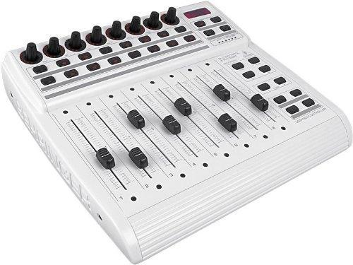 Behringer B-CONTROL FADER BCF2000 WH - USB/ MIDI-контроллер