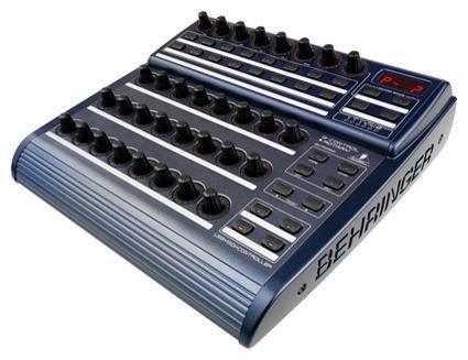 Behringer B-CONTROL ROTARY BCR2000 - MIDI-интерфейс