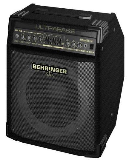 Behringer BXL 1800 ULTRABASS - гитарная рабочая станция combo 300 Вт