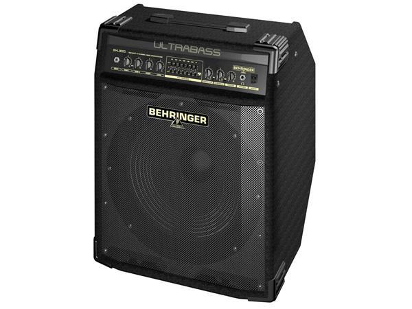 Behringer BXL 3000 ULTRABASS - гитарная рабочая станция combo 300 Вт