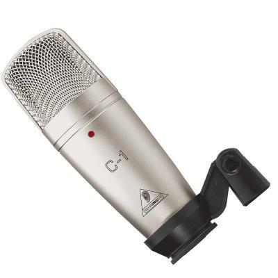 Behringer C-1Профессиональный студийный конденсаторный микрофон (кардиоида)