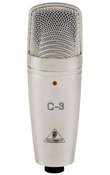 Behringer C3 Профессиональный студийный конденсаторный микрофон