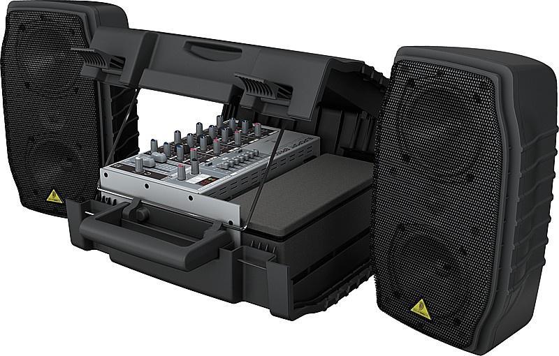 Behringer EPA 150 EUROPORT - система звукоусиления