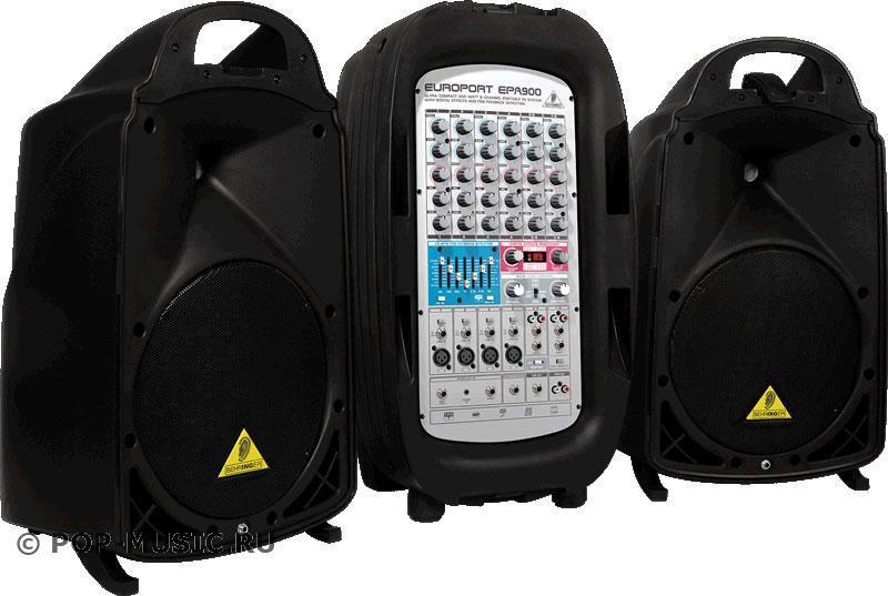 Behringer EPA 900 EUROPORT - система звукоусиления