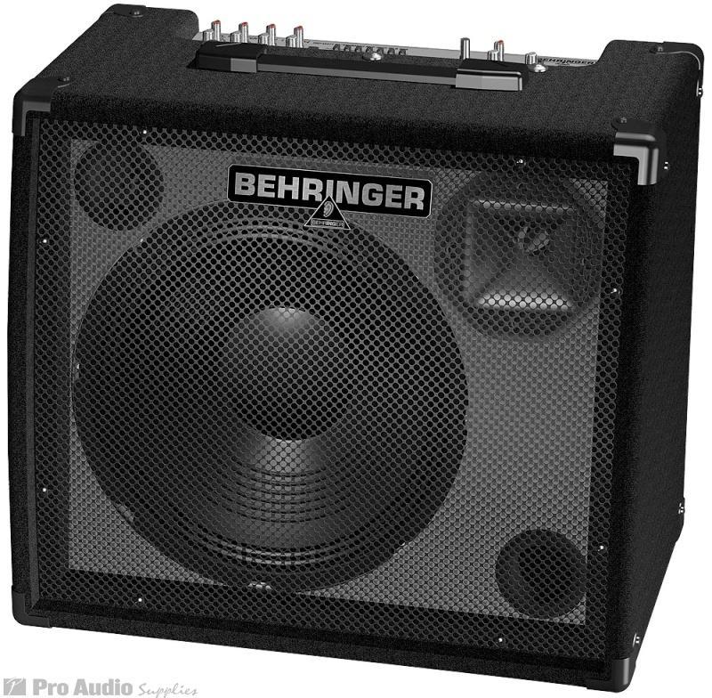 Behringer K 1800FX ULTRATONE 4-канальный усилитель combo с микрофонным входом