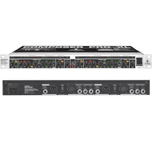 Behringer MDX2600 Composer Pro-XL - 2-канальный экспандер/компрессор/лимитер