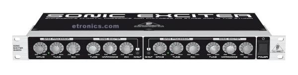 Behringer SONIC EXCITER SX3040 - Ультимативный стереофонический процессор улучшения звука.