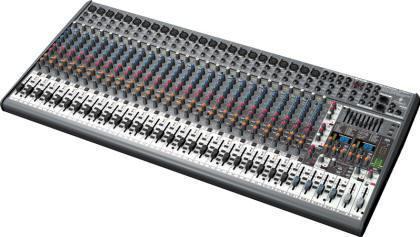Behringer SX 3242FX PRO EURODESK Универсальный малошумящий микшерный пульт