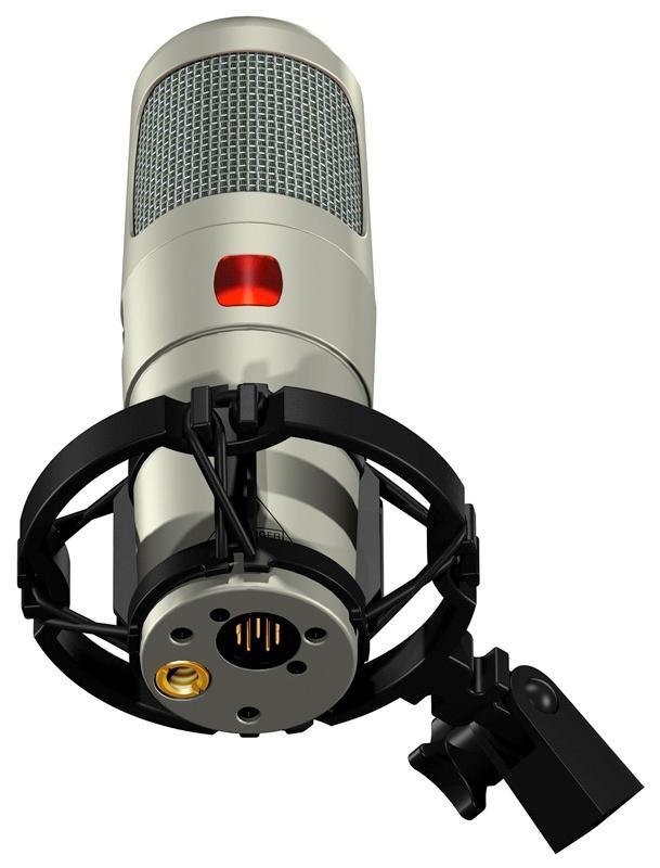 BEHRINGER T-1 Ламповый студийный конденсаторный микрофон